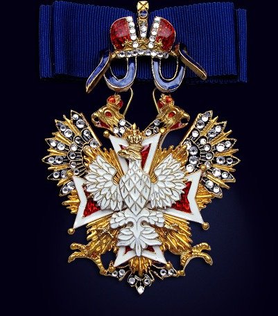 Орден Белого Орла со стразами