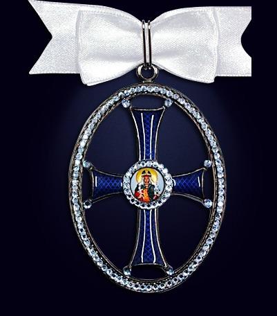 Орден святой Ольги 2-ой степени со стразами