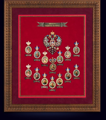 Набор «Императоры Российского государства»