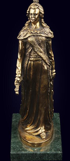 Статуэтка «Екатерина Вторая»