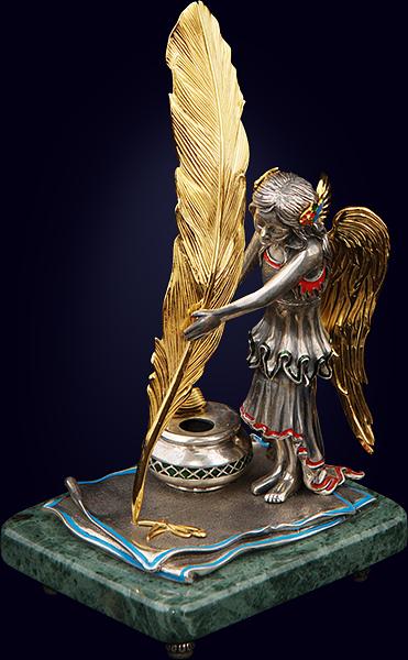 Ювелирная композиция «Послание с неба»