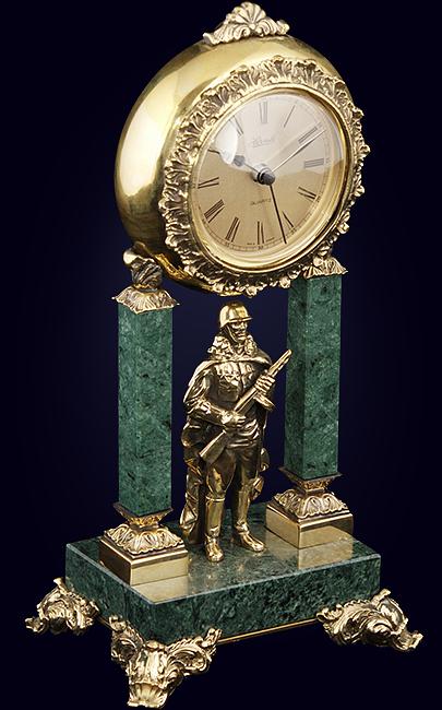 Часы кабинетные «Солдат»