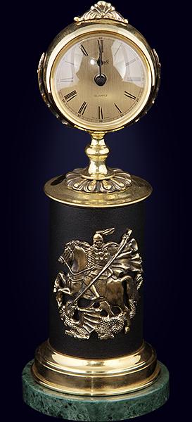 Часы кабинетные «Московия»