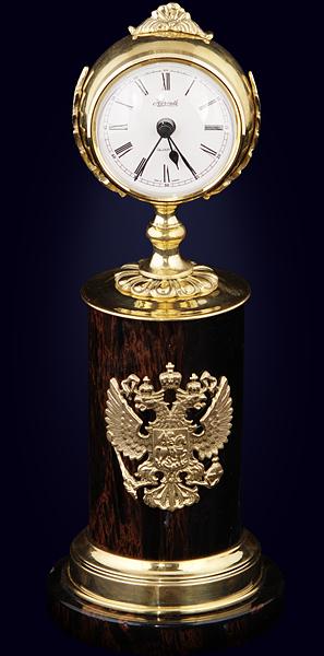 Часы кабинетные «Гербовые»