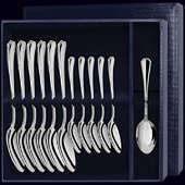 Столовый набор «Элегант» из 12-ти предметов (столовые и чайные ложки)