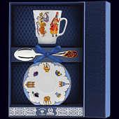 Набор фарфоровый чайный «Балет Шахерезада»