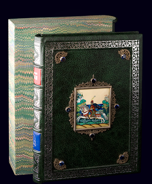 Книга А. С. Пушкин «Сказки»