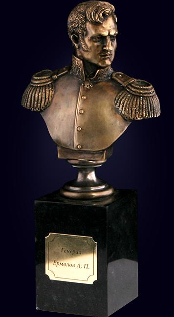 Бюст «Генерал Ермолов»