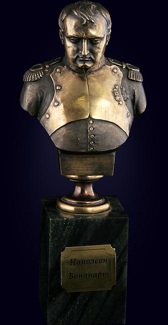Бюст «Наполеон Бонапарт»