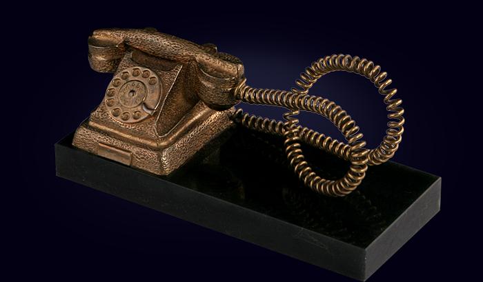 Визитница «Телефон»
