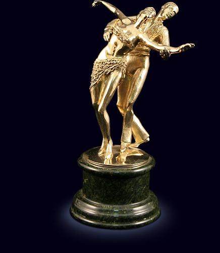 Сувенир «Танцоры»