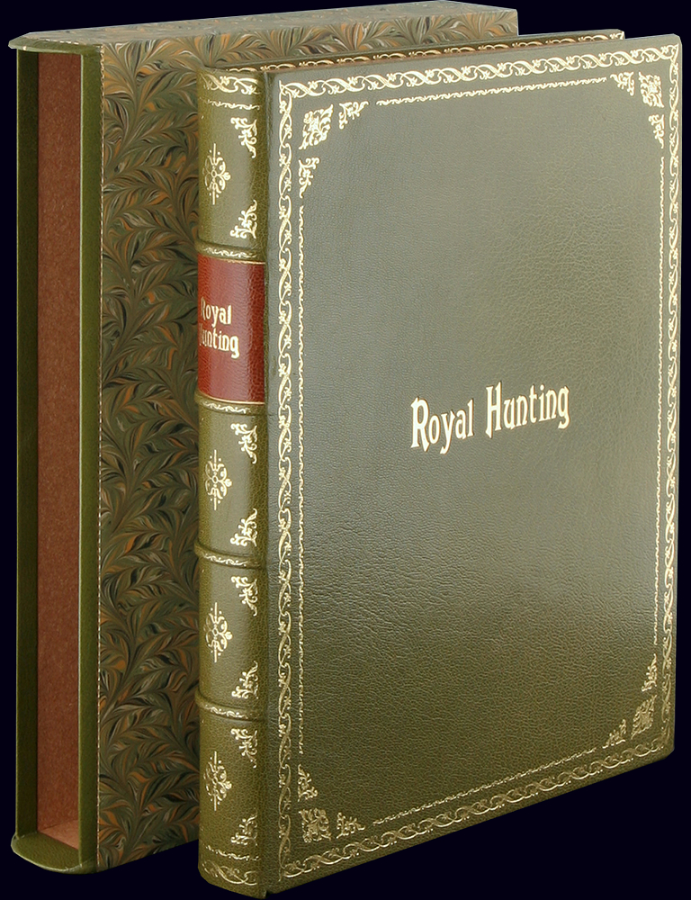 Книга «Royal Hunting»