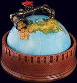 Кабинетный фонтан «Нефтяная труба»