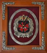 Настенные часы «Эмблема ГРУ»