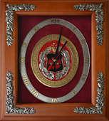 Настенные часы «100 лет ГРУ»