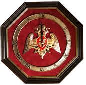 Настенные часы «Эмблема Национальной Гвардии»