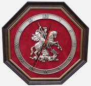 Настенные часы «Герб Москвы»