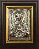 Икона «Святая Блаженная Матрона Московская»