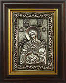 Икона «Образ Пресвятой Богородицы Семистрельная»