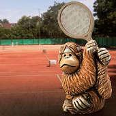 Статуэтка De Rosa Теннисист