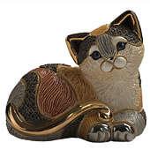 Статуэтка De Rosa Ситцевая кошка