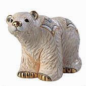 Статуэтка Медведь Арктический полярный