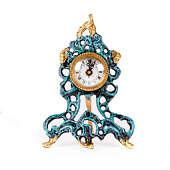 Часы настольные из бронзы