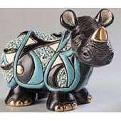 Статуэтка  Яванский носорог
