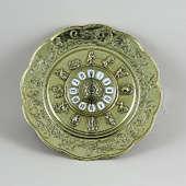 Часы настенные - тарелка Гороскоп