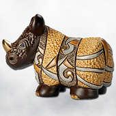 Статуэтка Африканский носорог