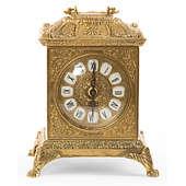 Часы каминные Ларец