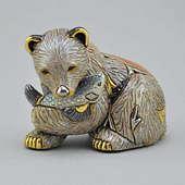 Статуэтка Медведь гризли
