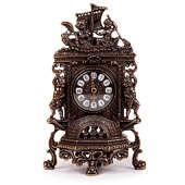 Часы каминные Ладья