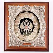 Ключница Герб России (малая)