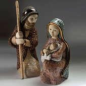 Рождественская пара Иосиф и Мария-2