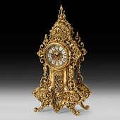 Часы каминные Королевские