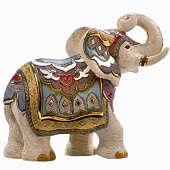 Статуэтка Белый Индийский слон (Ltd 2000)