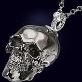 Подвеска «Вечность» из серебра 925 пробы с фианитами