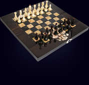 Шахматы «Россия»