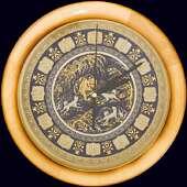 Настенные часы «На охоте»