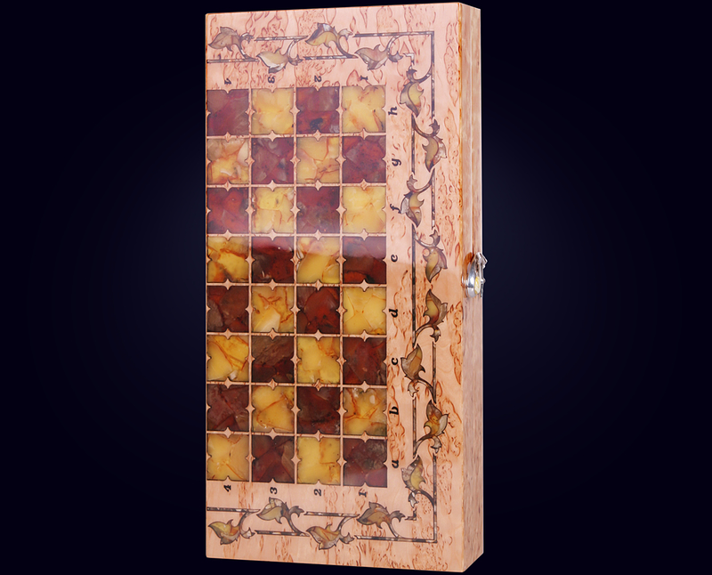Шахматы «Готика»