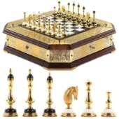 Шахматы «Премиум» ручной работы