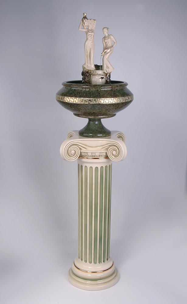 Напольный фонтан «Данаиды»