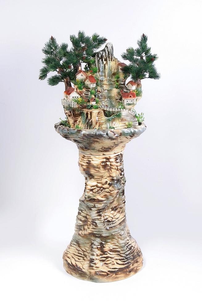 Напольный фонтан «Эхо»