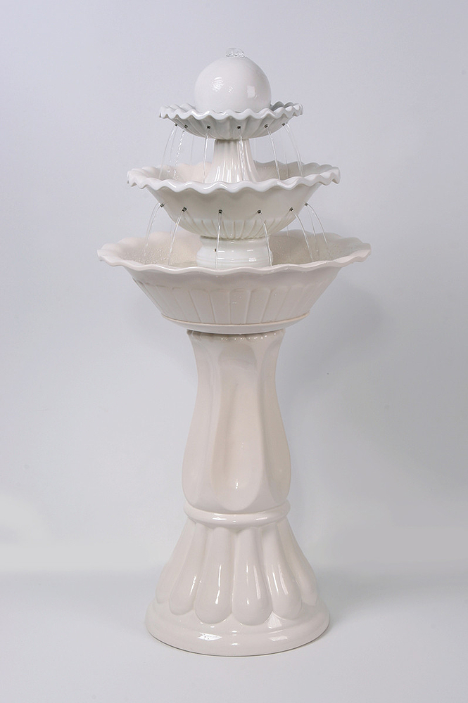 Напольный фонтан «Каскад»