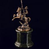 Статуэтка «Георгий-победоносец»