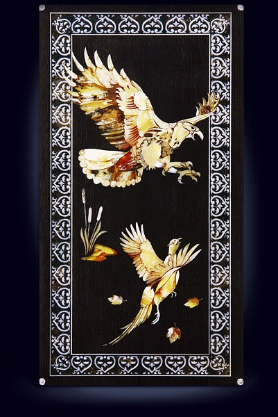 Нарды «Охота на фазана»