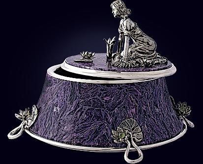 Шкатулка «Лилия»