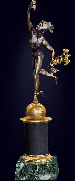 Скульптура «Гермес»