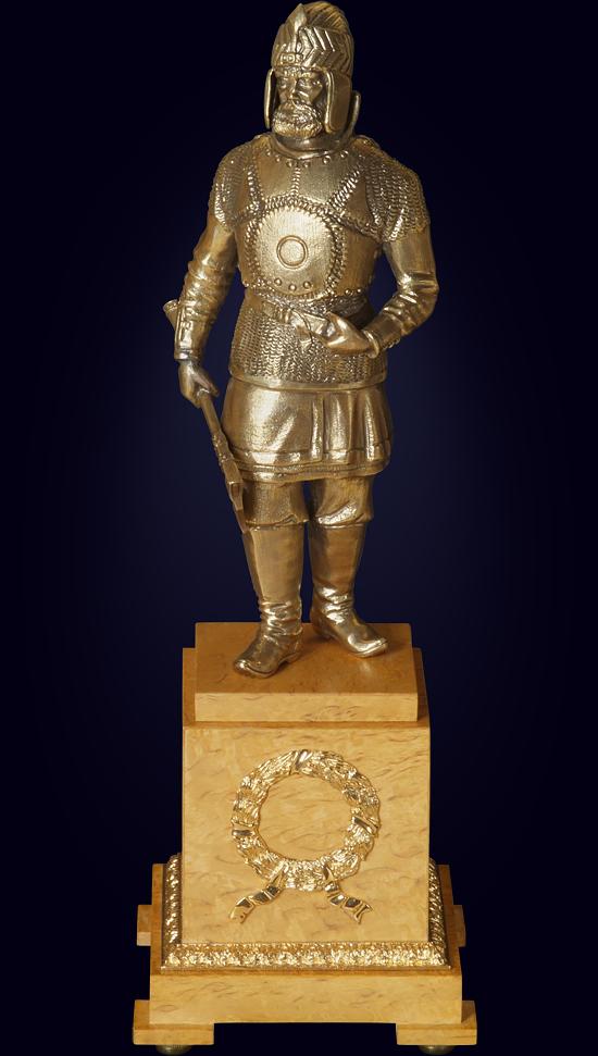 Скульптура «Ермак»